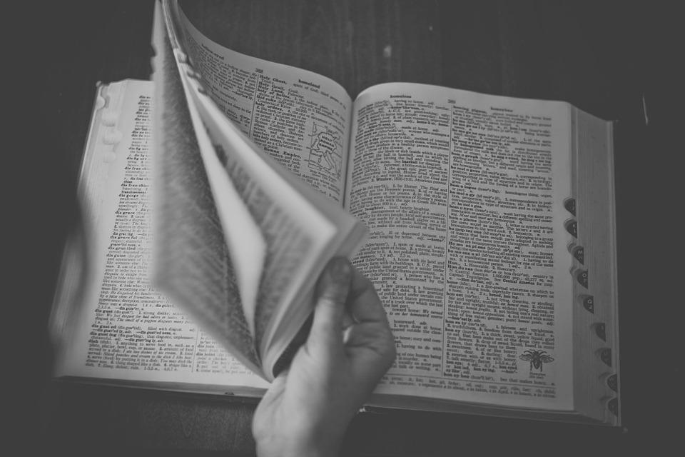 Angol szótár érdekességek